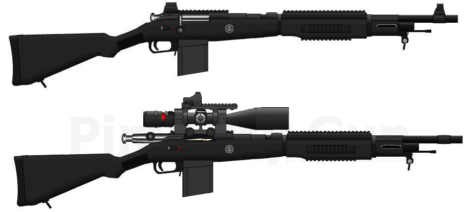"""Sweetwater """"Operator"""" mosin nagant Thanatos Mk.1"""