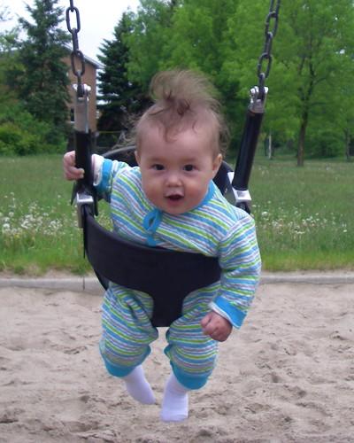 Swing, baby