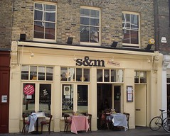 Picture of S And M Cafe, E1 6AG