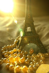 Flare of L'amour... ;) (osowska.marta) Tags: city trip light paris france tower art love home window beauty fashion spring bed holidays warm europe flickr ray dof pentax bokeh capital warmth objects eiffel romance tennis memory flare pearl tribute tones tone rolland reminiscing elegance garros 2011 aftrenoon