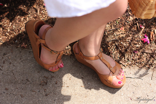 Shortcake sandals