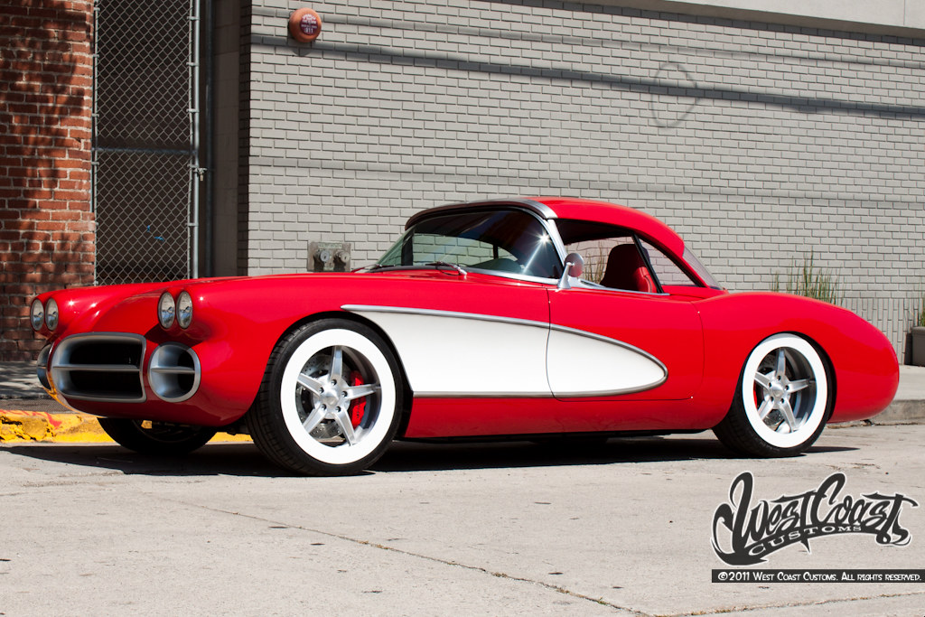 West Coast Corvette >> C1 Build By West Coast Customs To Air 10 4 On Hd Theater Channel
