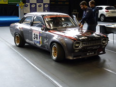 Ford Escort MKII 2 de Francisco Marrao