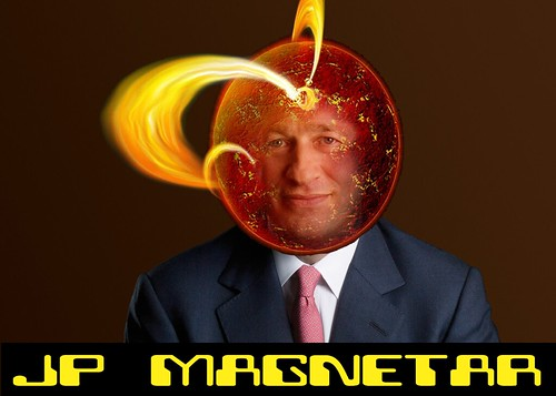 JP MAGNETAR by Colonel Flick