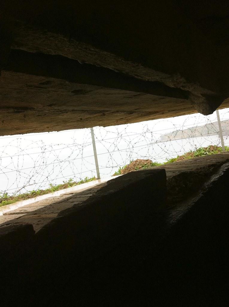 Poste d'observation de la Pointe du Hoc
