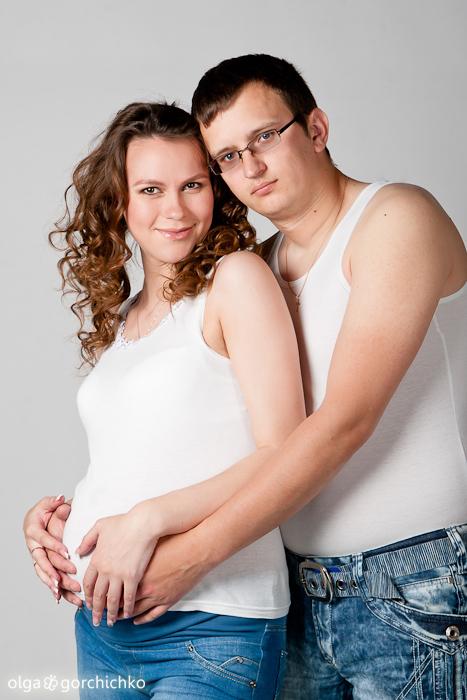 Фотосессия беременности. Наталья и Олег