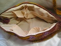 lining of purse