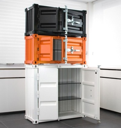 Pandora Container Cabinets