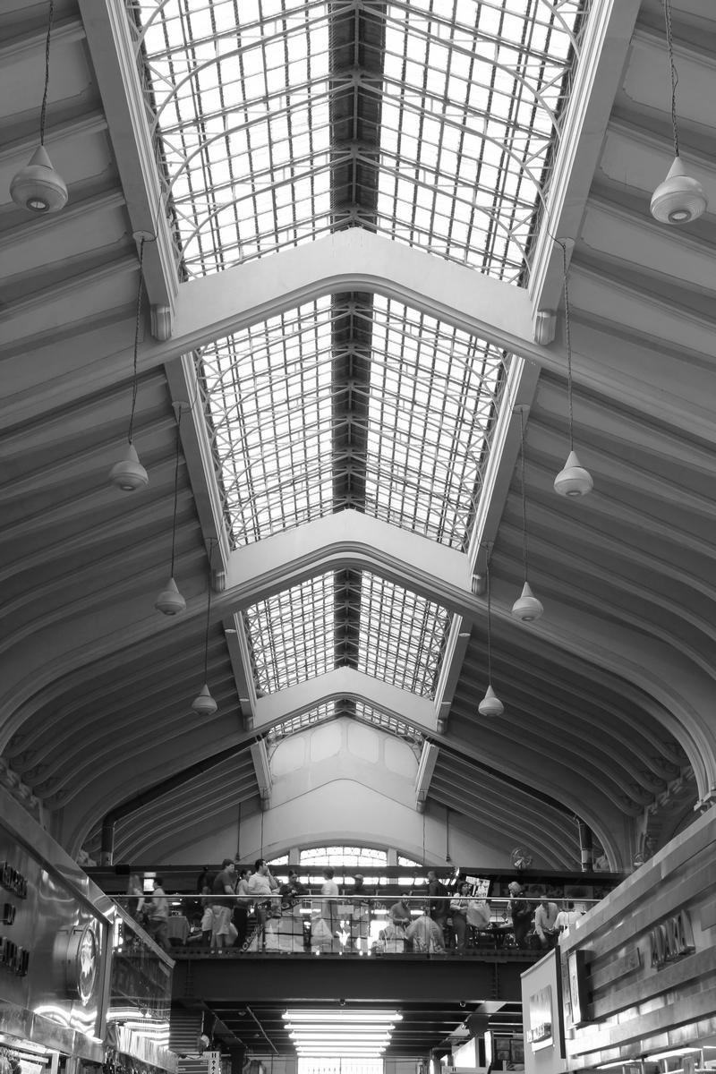 Mercado Municipal - Image shot in São Paulo with a Canon EOS 60D