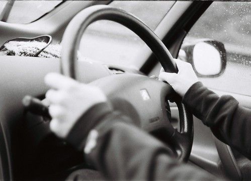 Au volant / At the wheel