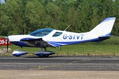 G-STVT (QSY on-route) Tags: club aero lincon sturgate egcs 04062011 gstvt
