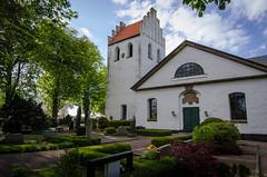 The medieval Allerum church in Scania (2) (frankmh) Tags: sweden churches scania allerum