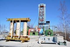 Ptarmigan mine (nwtarcticrose) Tags: gold nwt northwestterritories goldmine abandonedmine ingrahamtrail abandonedequipment treminco ptarmiganmine tremincoresourcesltd