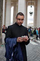 Roma, 27-4-2014 (ccatullo) Tags: vatican roma saints vaticano popes giovannipaoloii giovannixxiii 2santi canonizzazione 4papi