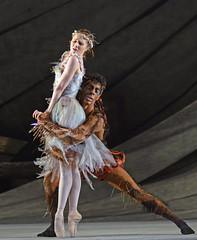 Jenna Roberts, Tyrone Singleton (DanceTabs) Tags: dance ballet brb birminghamroyalballet dancers classocalballet shakespeare