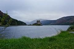 Eilean Donan Castle (urbannivag) Tags: northcoast500 scotland adv triumph speedtriple motoguzzi v7 motorbikes adventure touring