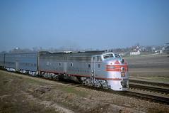 CB&Q E9 9991 (Chuck Zeiler) Tags: cbq e9 9991 burlington railroad emd locomotive dinky train chz chuck zeiler naperville