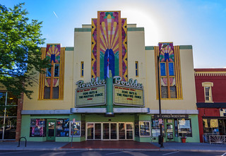 Boulder Theatre & The Morning Sun