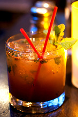 fig mojito @ community food & juice