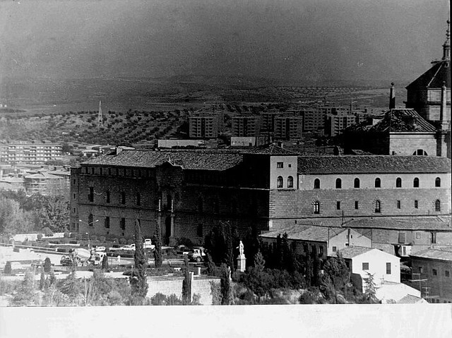 Hospital Tavera hacia 1982