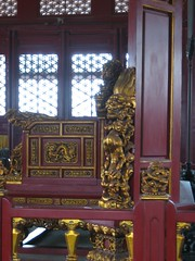 Picture 1057 (dowdyle) Tags: china college temple hall dragon beijing imperial confucius throne biyong