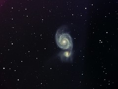 The Whirlpool (Mickut) Tags: galaxy whirlpoolgalaxy starlightxpress messier51 Astrometrydotnet:status=solved Astrometrydotnet:version=14400 sxvrh18 Astrometrydotnet:id=alpha20110309709987