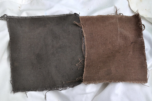 dried vs. washed+dried