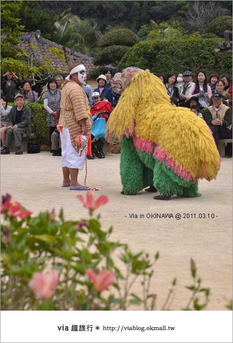 【沖繩自由行】Via帶你玩沖繩~來趟浪漫的初春沖繩旅〈行程篇〉47