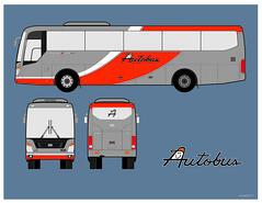 autobus (sugi-chan) Tags: bus philippines universe hyundai autobus busart