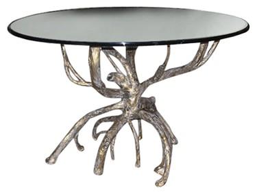 vintage branch table