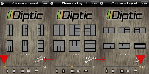 Diptic の有料オプション