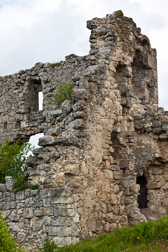 Ruins on Mangup