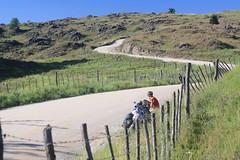 Climbing to Yacanto de Calamuchita (Pikes On Bikes) Tags: argentina bike america cycling south cycle bici touring cycletouring yacanto americadelsur yacantodecalamuchita atospampa pikesonbikes bicitourismo