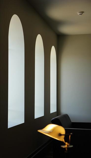 Lamp & windows
