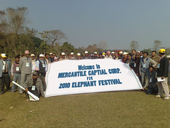 Chitwan Welcome Banner