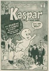 Kaspar The Dead Baby, from Crazy Magazine (April 1983) (TheDamnMushroom) Tags: 1983 crazymagazine