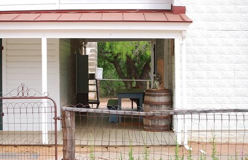 Farmhouse + Breezeway = *Dream*