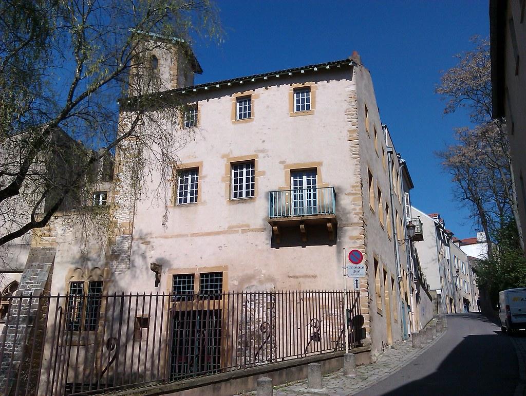 Metz - Maison de Rabelais