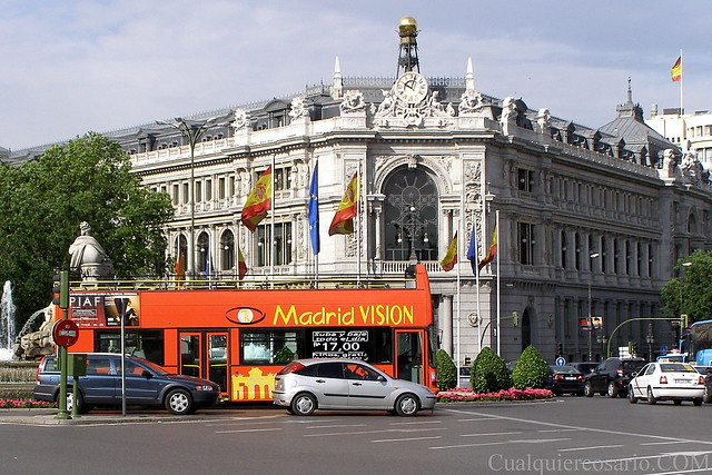 Una visión de Madrid