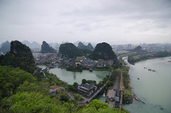 City by the Li River