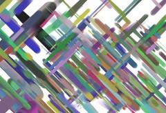 Immagine astratta con tanti colori