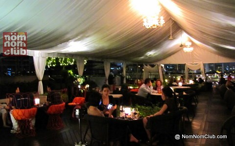 Fullerton Bay Hotel's Lantern