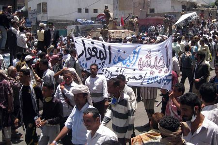 Thousands have demonstrated daily in the Arab nation of Yemen against the US-backed government of President Saleh. The uprising in Yemen has been downplayed by the corporate media in the U.S. and other western states. by Pan-African News Wire File Photos