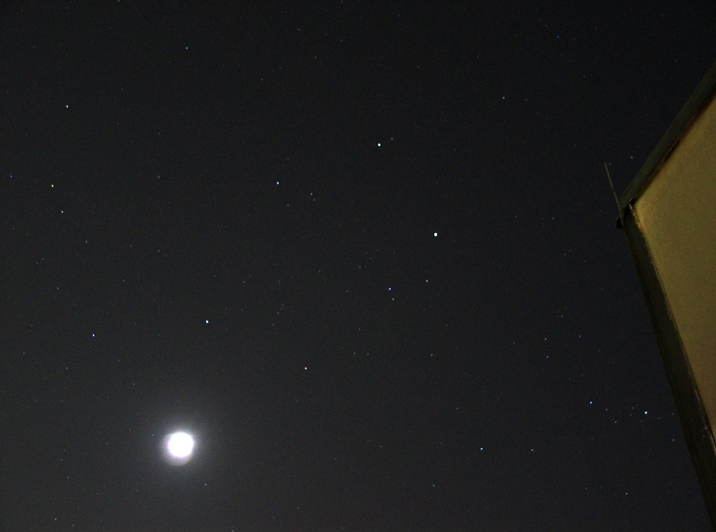 Epsilon Aurigae, 8.Apr.2011, 21:11 MESZ