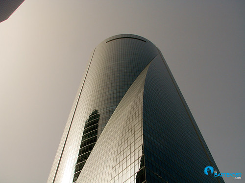 Torre de Cristal - Madrid