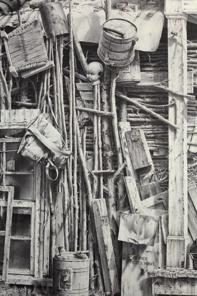 Paul Sarkisian, Untitled (Mapleton), 1971-1972 3