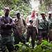 Gorilla trackers