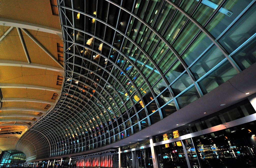 Marina Sands Interior 滨海金沙室内 ...
