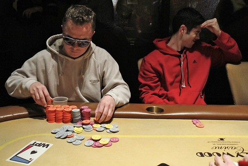 2061 Mike Scarborough Doubles Thru Ben Tollerene