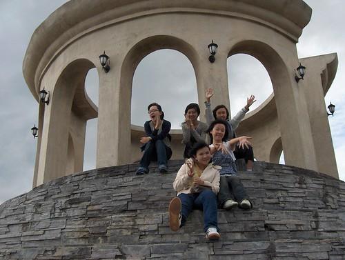 寶桑亭是年輕一輩的城市記憶。(圖片來源:林冠志)